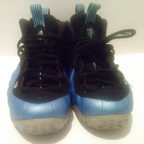 Nike Other - Nike Airfoam Posite University blue Size 10